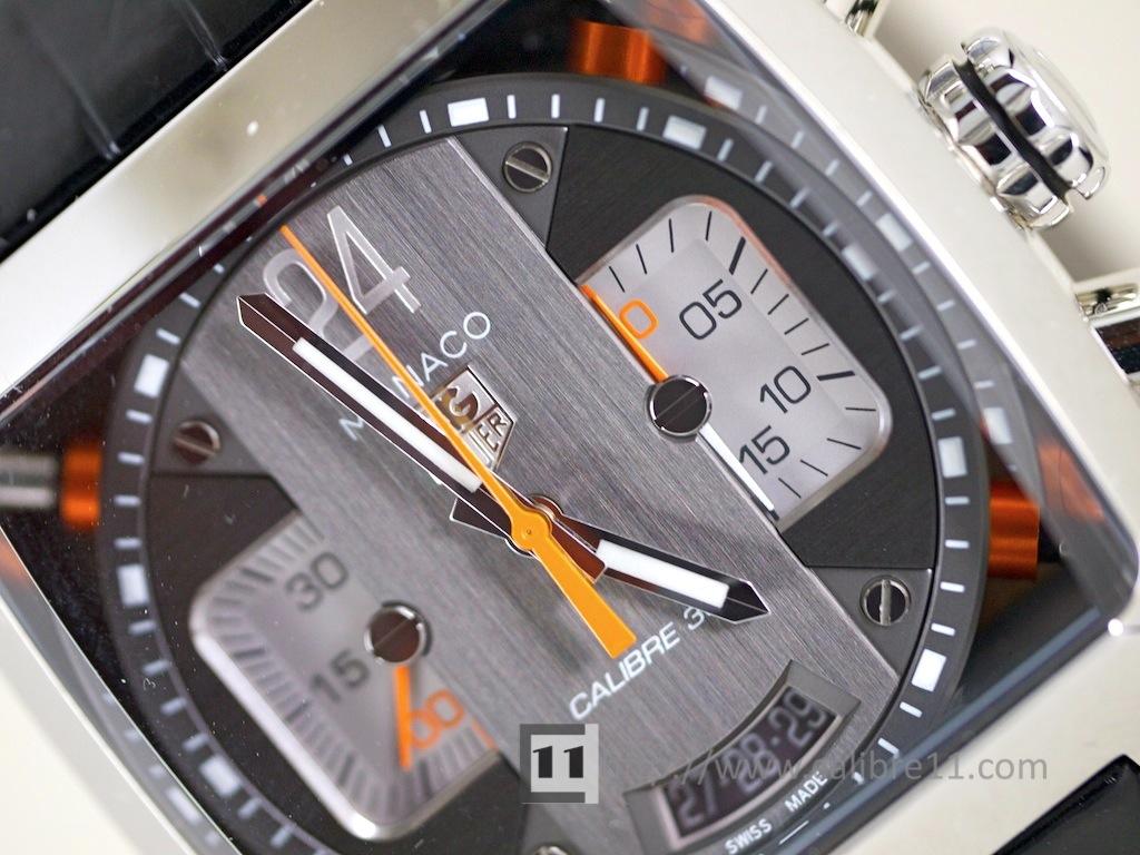 Швейцарские часы monako ls