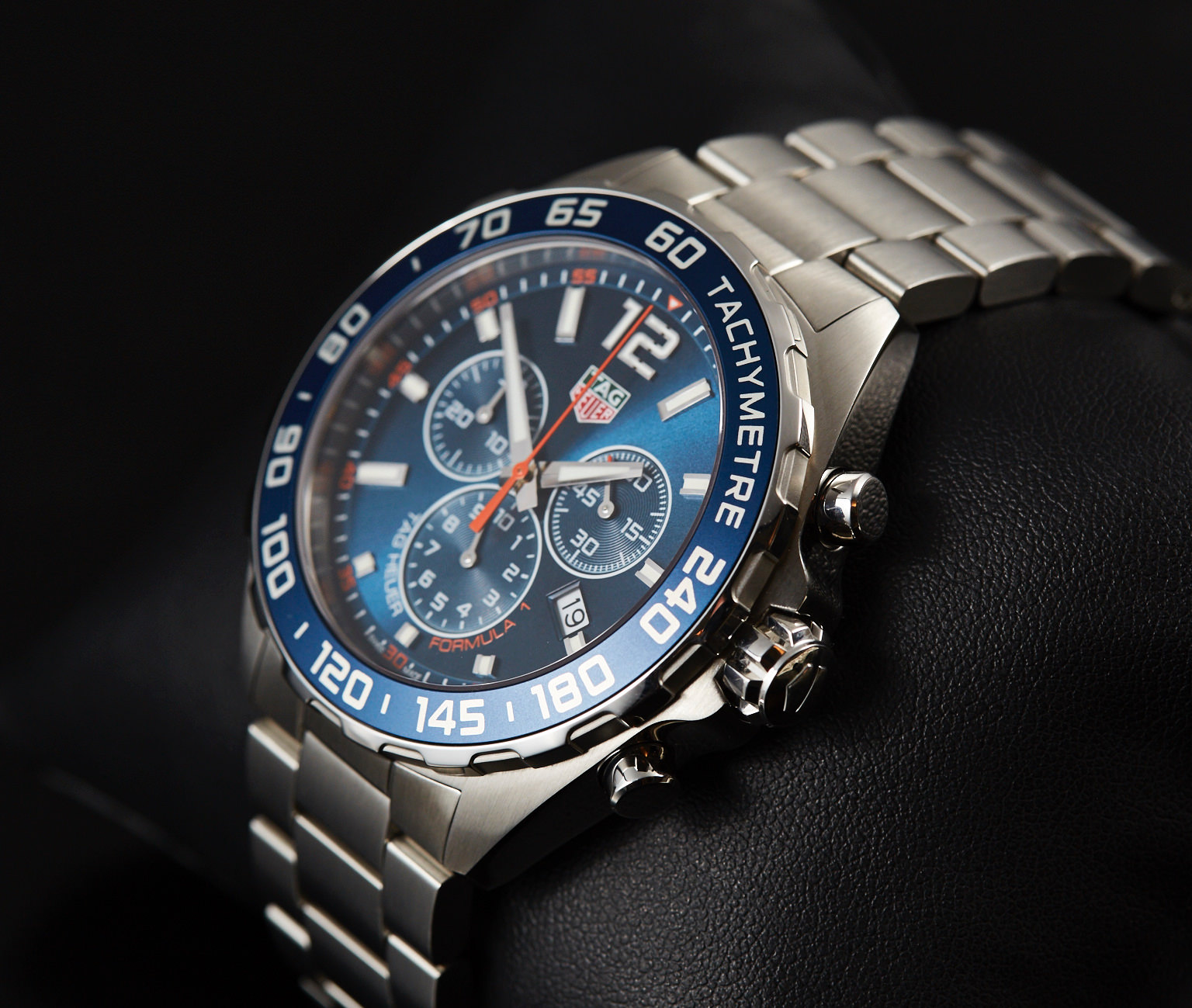 in depth review 2016 tag heuer formula 1 blue