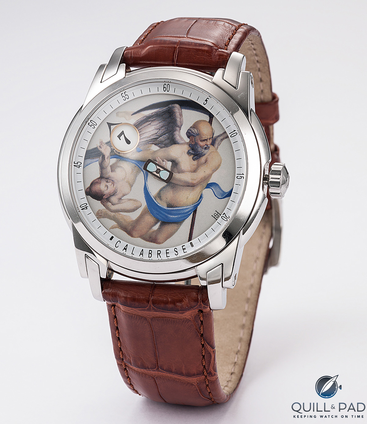 Успешные сделки на поддержанные vincent calabrese часы на timepeaks - аукцион люксовых часов из японии.