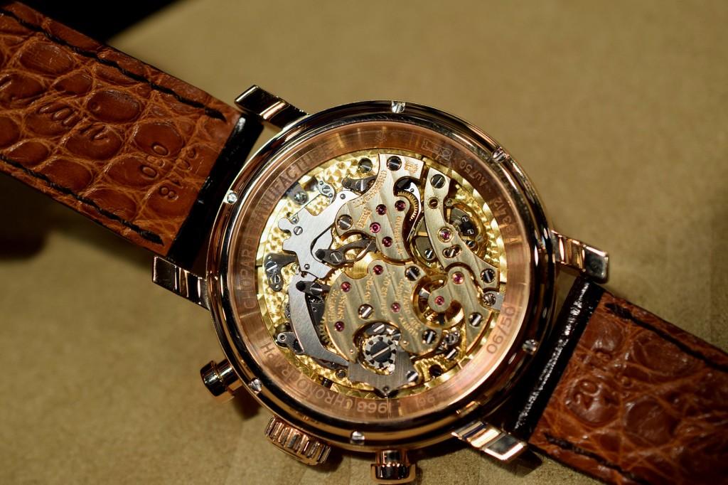 Chopard LUC 1963 Chronograph