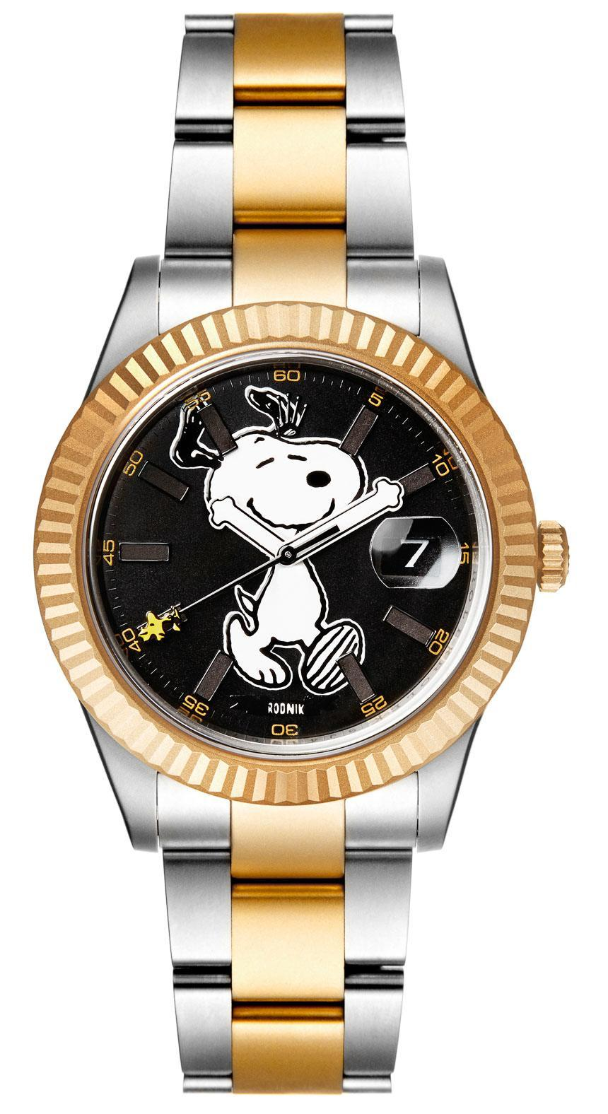 Bamford-The-Rodnik-Band-Snoopy-Rolex-Watch-3