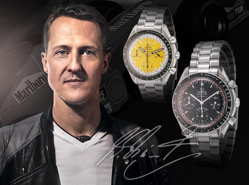 Michael-Schumacher-Omega-Speedmasters