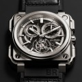 chronograph tourbillon watch