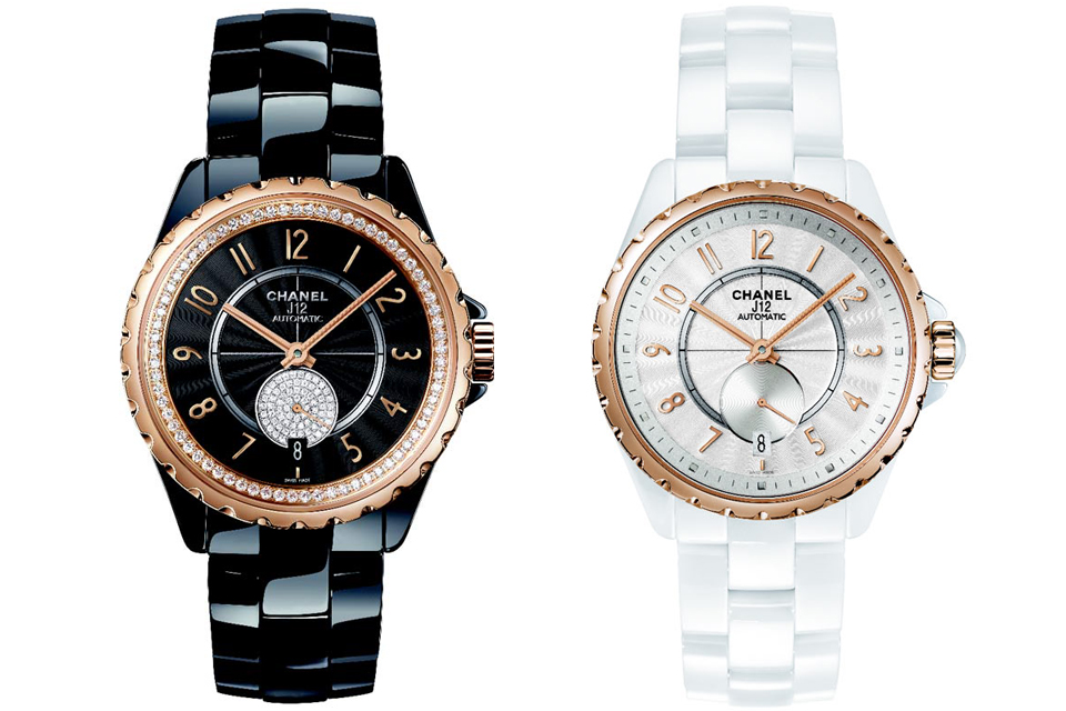 mechanical dive watches for chanel j12 luxury