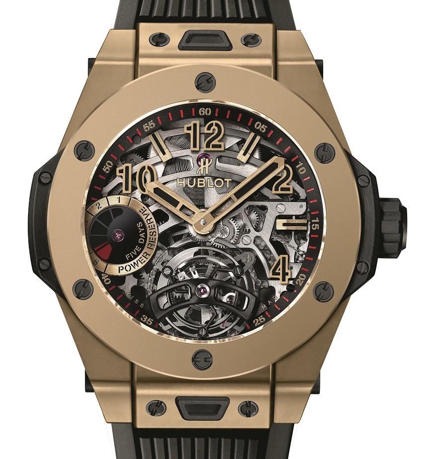 Hublot Big Bang Magic Gold Watches