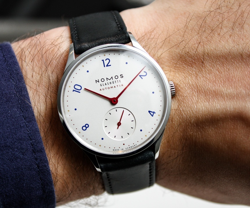 New Hands-On Watch: Nomos Minimatik & Tangente Automatik