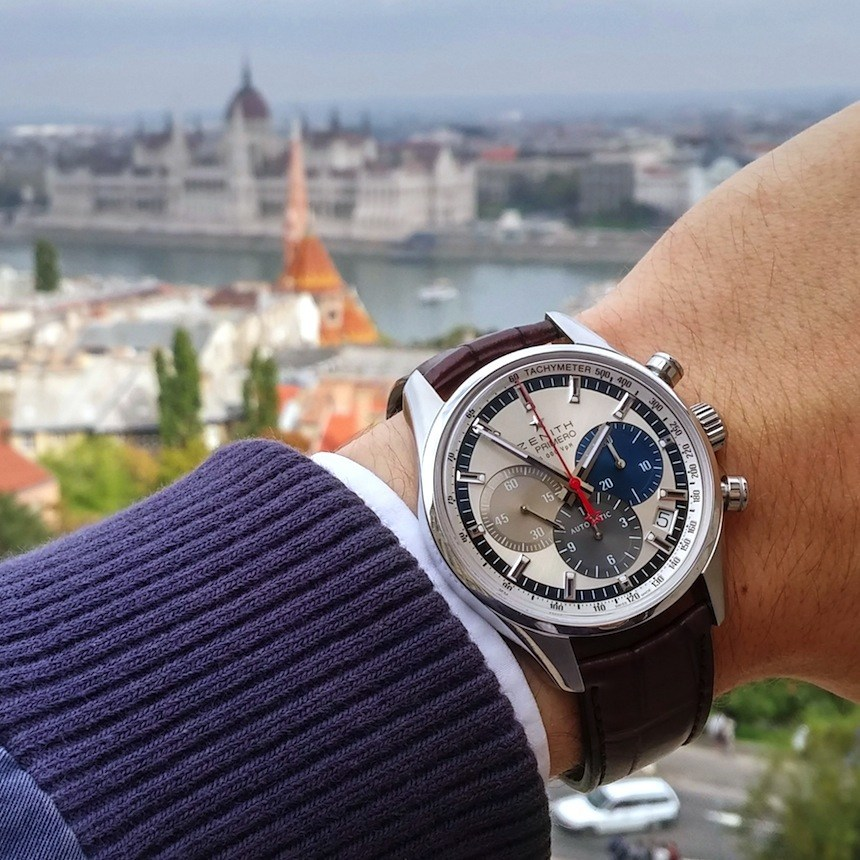 A Review Of Zenith El Primero Original 1969 Watch