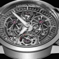 Reviewing Armin Strom Skeleton Pure