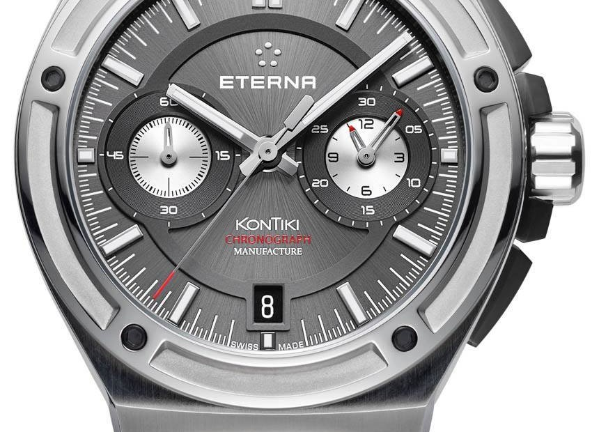 New Release:Eterna Royal KonTiKi Chronograph