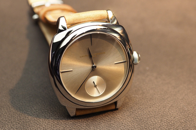 Hands-On With Laurent Ferrier Galet Square