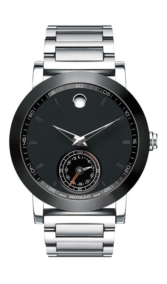 Movado Create Two Versions Swiss Smartwatch