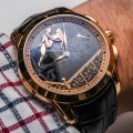 Watch Review: Ulysse Nardin Hourstriker Erotica Jarretiere Watch