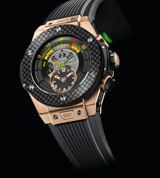 Hublot Watches That Celebrate Soccer