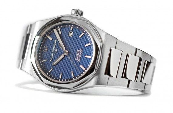 Girard-Perregaux Laureato Goes Back to Basics