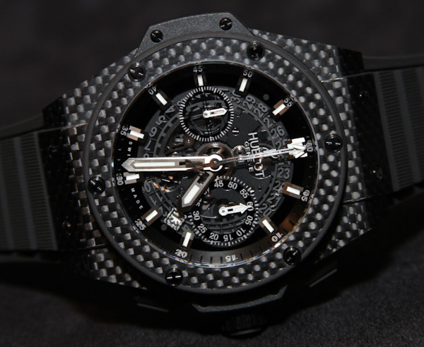 Introducing Hublot's Carbon Watch Case Production