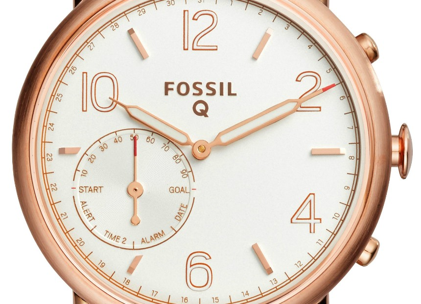 Fossil Q Wander, Q Marshal Smart Watches