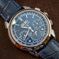 Patek Philippe 5270 Perpetual Calendar Chronograph Blue