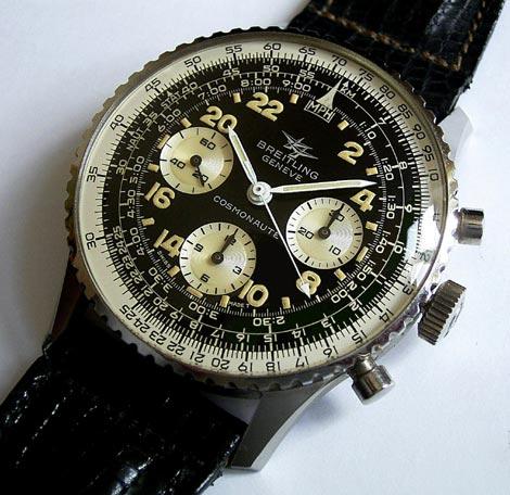 Breitling 809 Cosmonaute