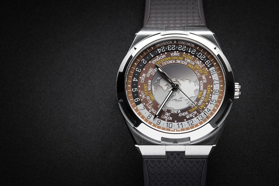 Vacheron Constantin Unveils World Time Overseas Watch