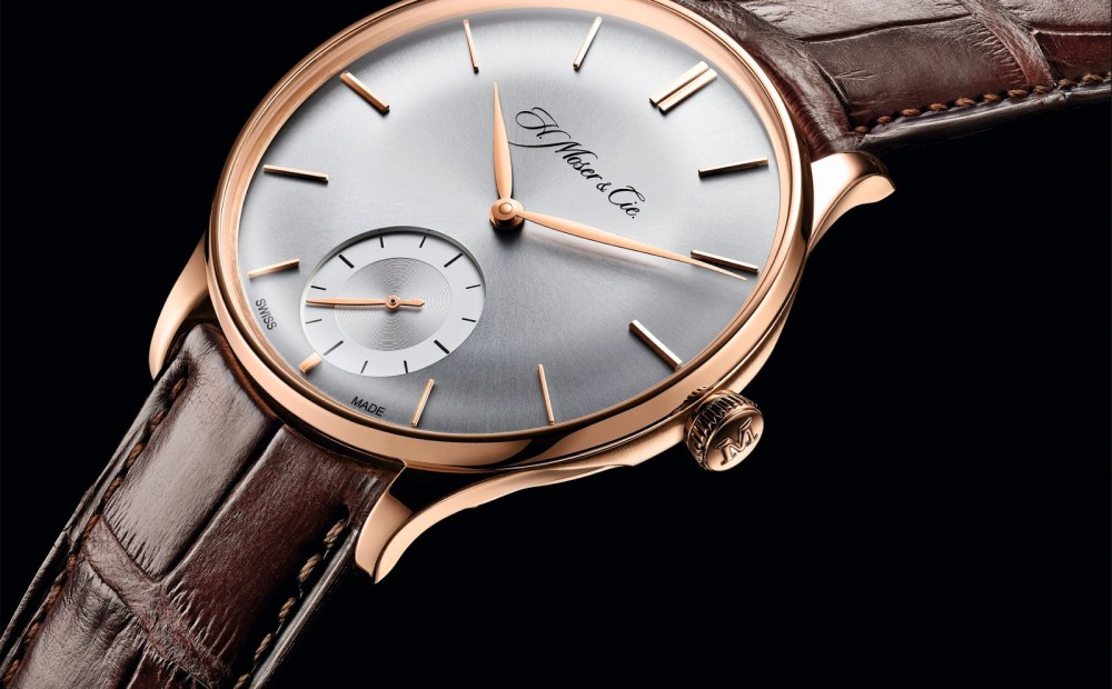 H .Moser & Cie Watch With Heart, Mind & Soul
