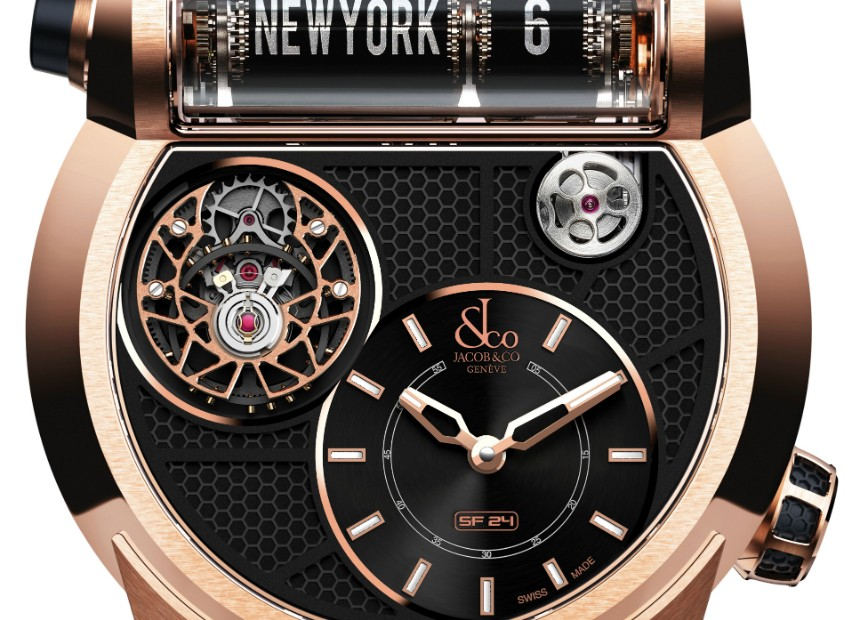 Jacob & Co. Epic SF24 Flying Tourbillon Watch