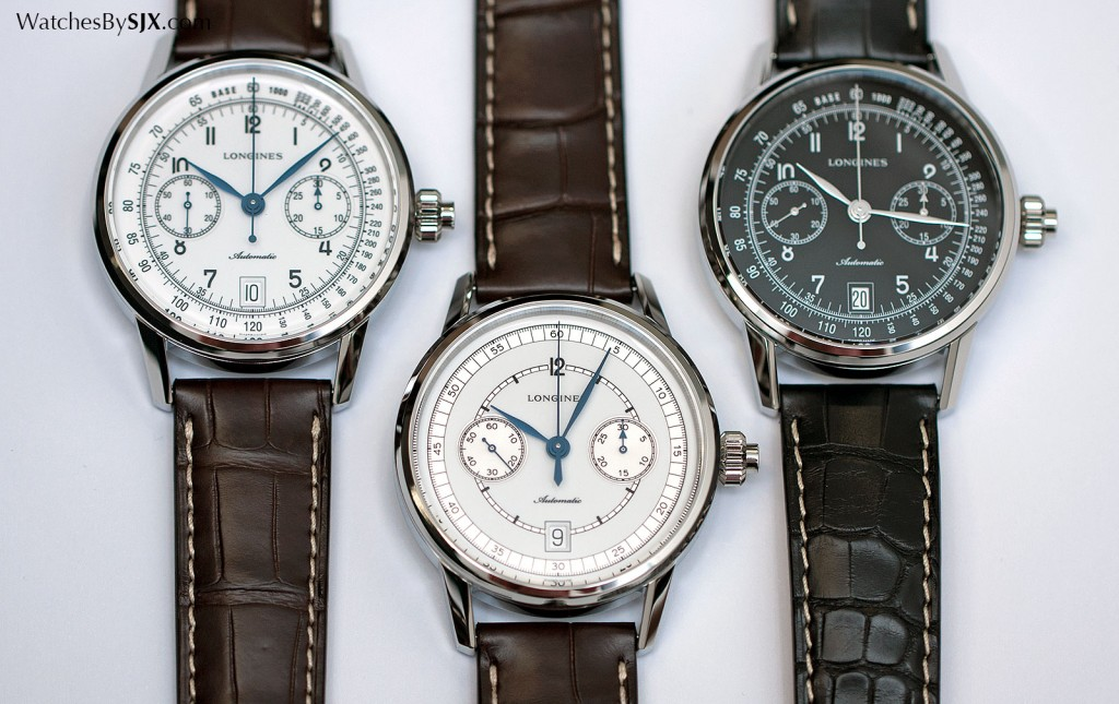 Hands on Longines  New Watch