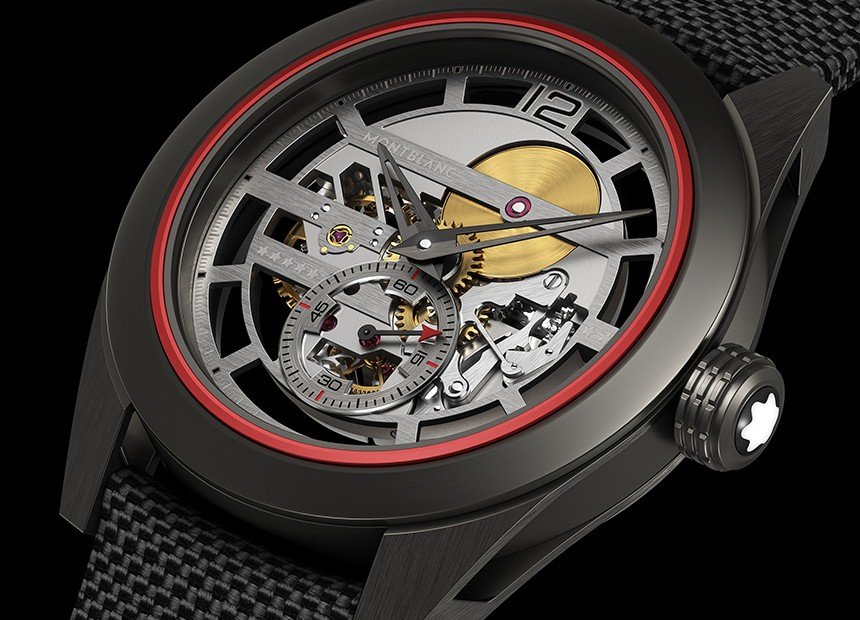 Montblanc TimeWalker Pythagore Ultra-Light Concept Watch
