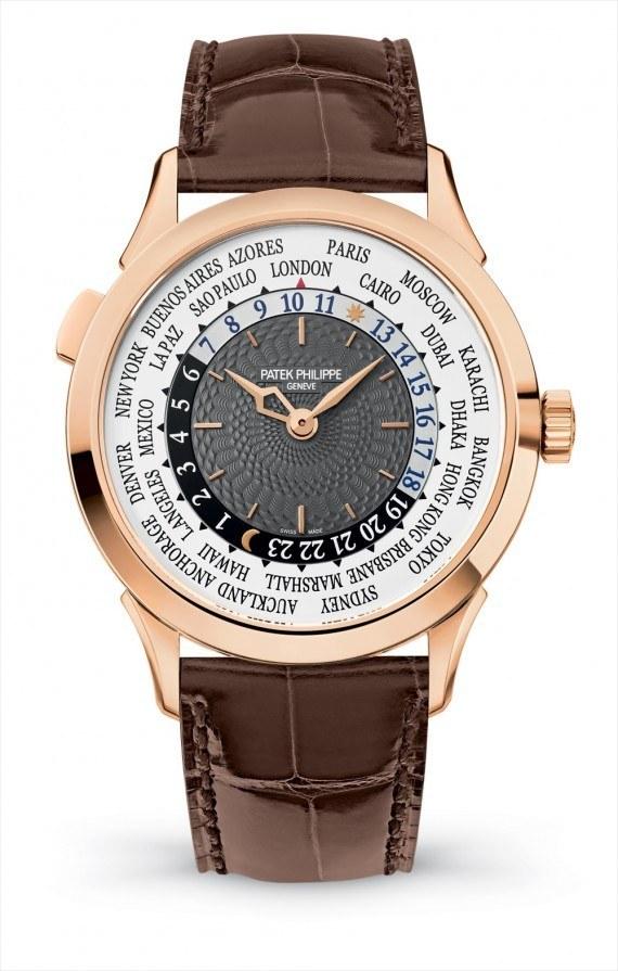 Baselworld 2016: Patek Philippe New World Time Watch