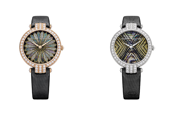 Harry Winston Premier Precious Weaving Automatic 36mm watches