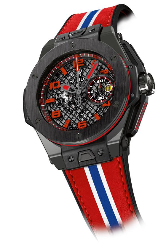 Reviewing 10 Hublot Big Bang Ferrari Watches Luxury Watches Online
