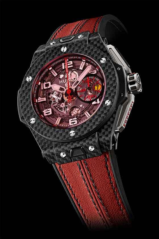 10 orologi Hublot Big Bang Ferrari
