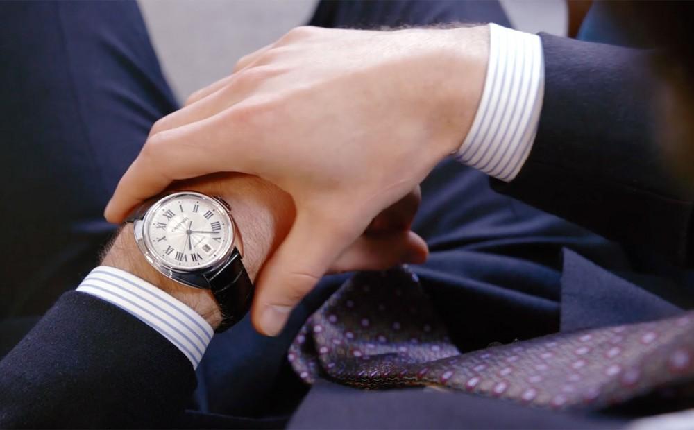 Clé de Cartier Wrist watch