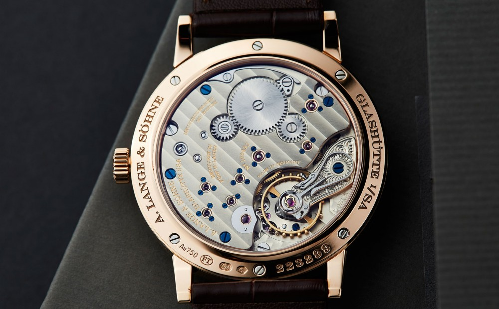a 1815 Luxury watch