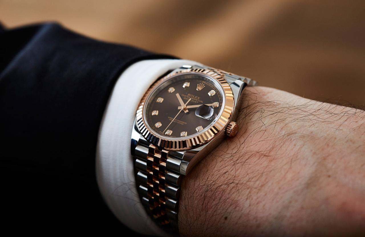 The Most Iconic Rolex Gets An Update The Oyster
