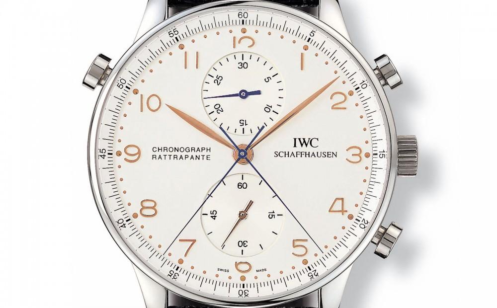 iwc portugieser chronograph rattrapante original 3712