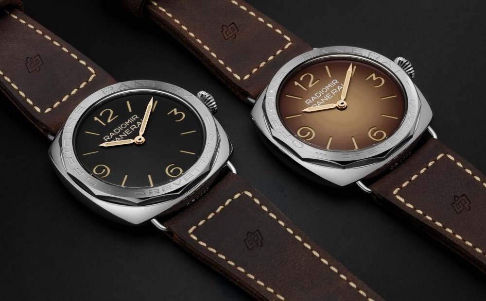 Panerai Radiomir 3 Days – PAM00685 and PAM00687