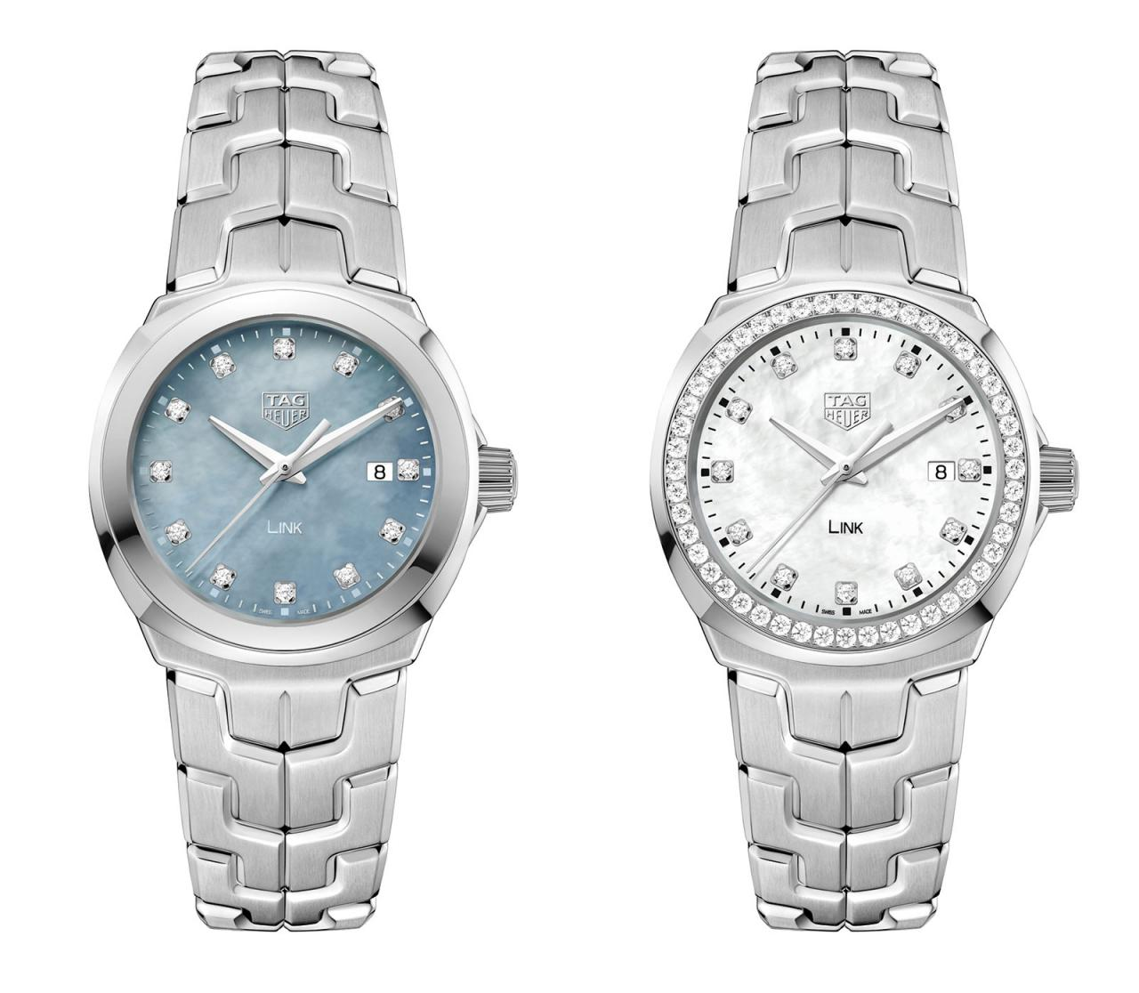 TAG Heuer Reboots a 1990s Classic with the New Link Lady ...