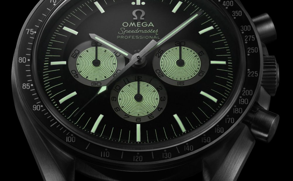 Omega Speedmaster 'Speedy Tuesday' Limited Edition Watch Watch Releases