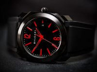 Bulgari Octo Ultranero Red