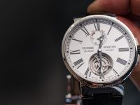 Ulysse Nardin 2017 collection