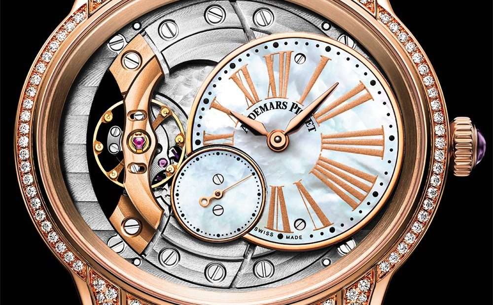 New Audemars Piguet Millenary Ladies' Watches For 2018 Watch Releases