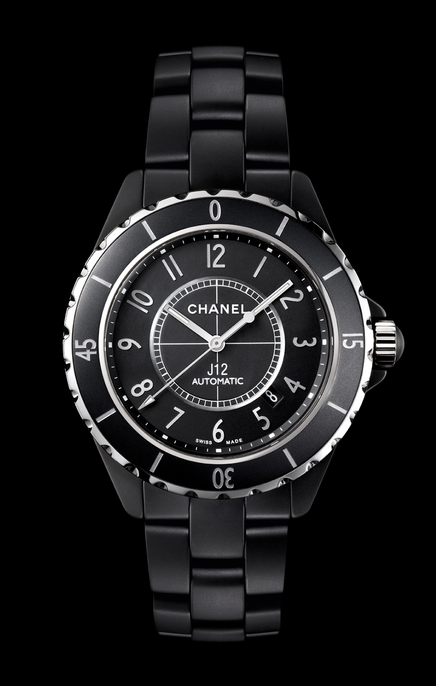 Tag Heuer Uk >> Mechanical Dive Watches for Women: Chanel J12 - Luxury Watches Online