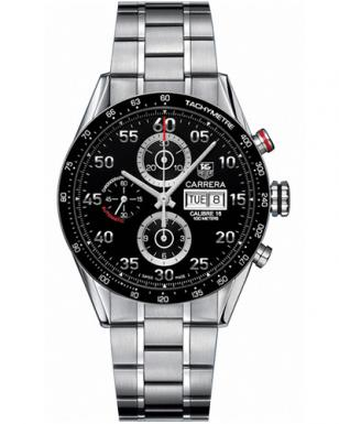 A Detailed Reviews Of TAG Heuer Carrera Automatic Chronograph Watch CV2A10.BA0796