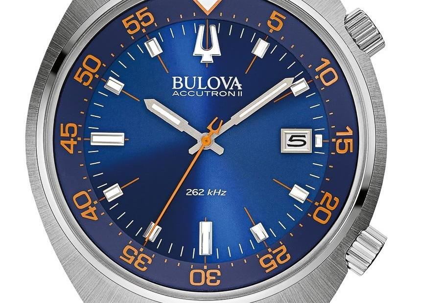 Sport Watches: New Bulova Accutron II UHF For Baselworld 2015