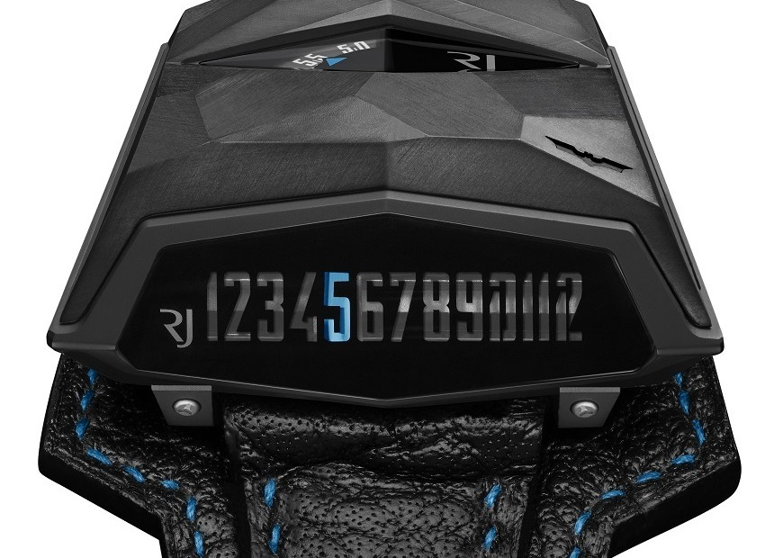 Watch Review Of Romain Jerome Spacecraft: Batman Watch