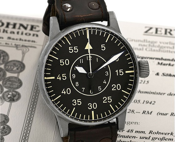 Vintage Big Pilot watch