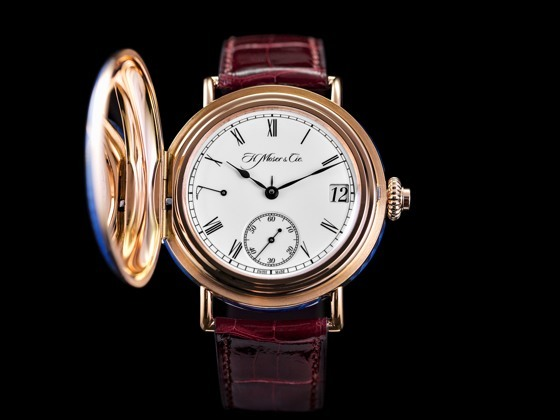 Introducing H. Moser & Cie. Perpetual Calendar Heritage Limited Edition