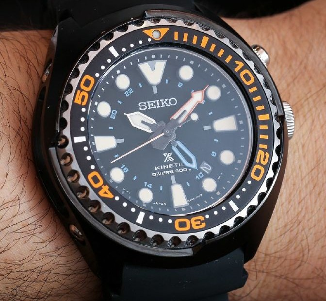 2 Ultra-Complicated Dive Watches