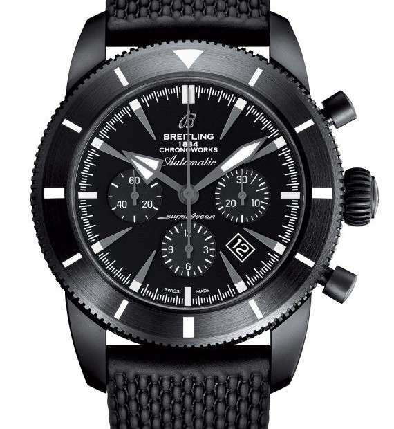 Breitling Superocean Heritage New High-Performance Caliber