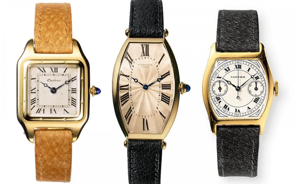 History of Cartier Watches